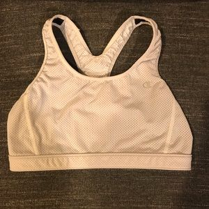 Reversible sport bra